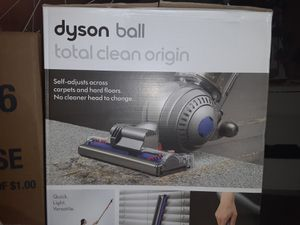 DYSON ORIGIN TOTAL CLEAN VACUUM CLEANER. BRAND NEW IN BOX!!! THIS WEEKEND SPECIAL for Sale in Wylie, TX