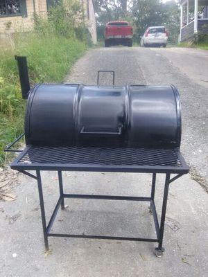 55 gallon barrel Smoker _bbq grill for Sale in Atlanta, GA