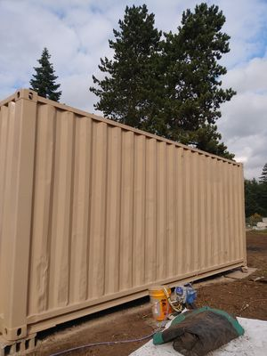 Shipping container free delivery for Sale in Tacoma, WA