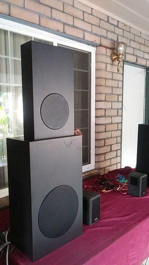 Cambridge soundworks power subwoofer modelpsw1. 500 wattss for Sale in Visalia, CA