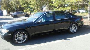 04 BMW 745 LI for Sale in Manassas, VA
