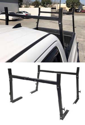 New in box 650 lbs capacity universal cargo ladder truck rack adjustable for Sale in Covina, CA