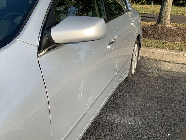 2008 Nissan Altima for a quick sale