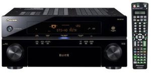 Stereo Receiver - Pioneer Elite Series - Surround Sound for Sale in Port St. Lucie, FL