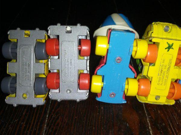 Vintage Playskool Muppets Toys