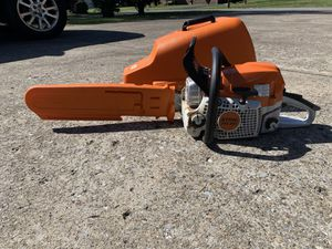 "Stihl Chainsaw 18"" Rollamatic E for Sale in Christiana, TN"