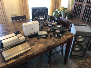The complete sound system for Sale in Claremont, CA