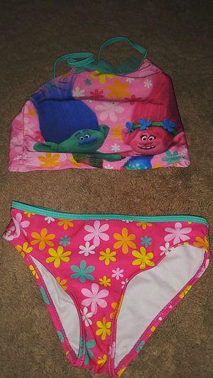Trolls 2 piece swimsuit for Sale in Detroit, MI