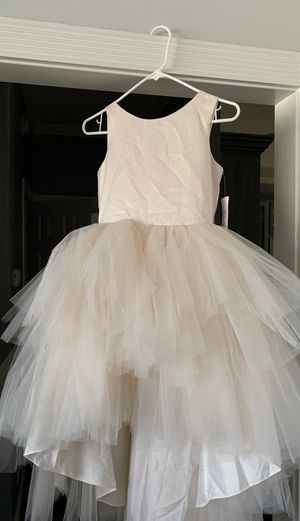Tip Top Flower Girl Multi-Level Ruffle Tutu Dress for Sale in McDonough, GA