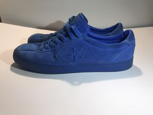 Converse Breakpoint Blue Suede Size 11.5 for Sale in Laurel, MD
