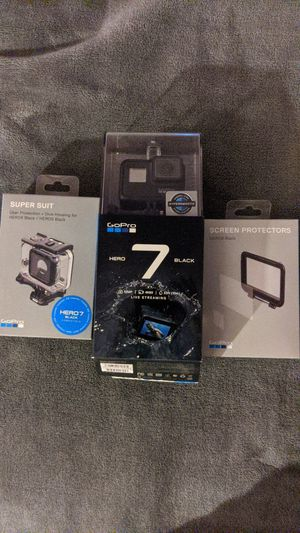 Gopro Hero 7 Black for Sale in Lynwood, CA