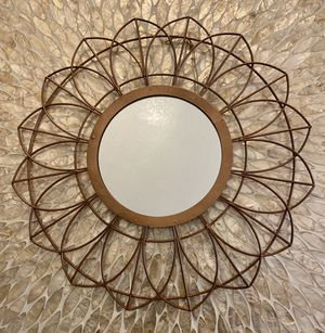 """Pier 1 Imports wall hanging mirror 16x16"""" for Sale in Mesa, AZ"""