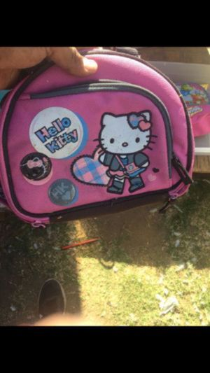 Hello kitty lunch bag for Sale in San Diego, CA
