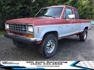 1986 Ford Ranger XLT 4x4 *5 Speed* for Sale in Lake Stevens, WA