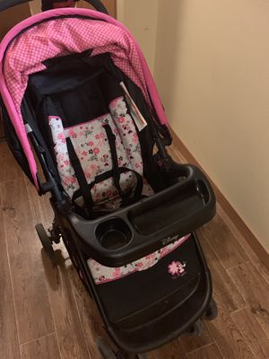 Minnie Mouse stroller for Sale in Mukilteo, WA