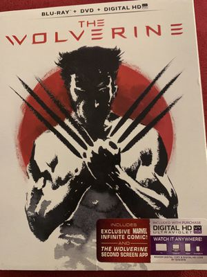 Wolverine DVD & blue-ray for Sale in Newberg, OR