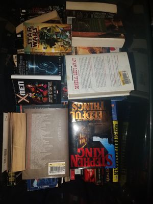 Over 70 books. History/Fantasy/Sci Fi for Sale in East York, PA