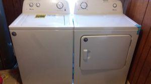 washer & Dryer Like Brand new wont last long...!!! for Sale in Warren, MI