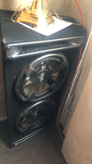 Vector subwoofer for Sale in Midland, TX