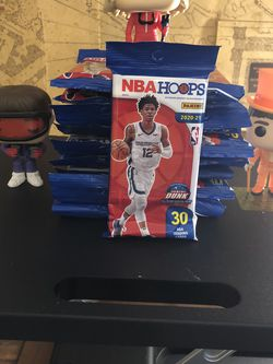 2020-21 Nba Hoops Fat Packs for Sale in Vancouver,  WA