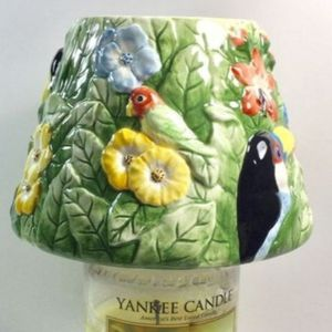 Yankee Candle Paradise tea candle holder shade for Sale in Virginia Beach, VA