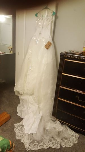 weddin dress for Sale in Rockville, MD