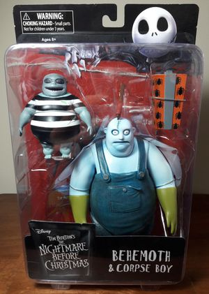 A Nightmare Before Christmas Action Figure tim burton movie toy for Sale in Marietta, GA