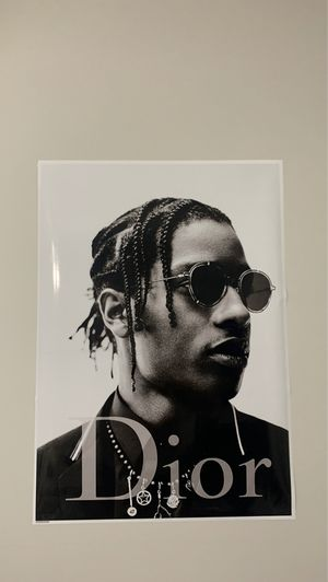 A$AP ROCKY Poster for Sale in Lake Zurich, IL