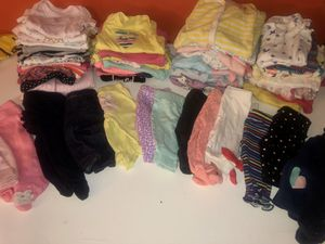 Sz NEWBORN Baby Girl Clothing - over 50 pieces of NWOT and worn once outfits/sleepers $50 OBO for Sale in South Park Township, PA