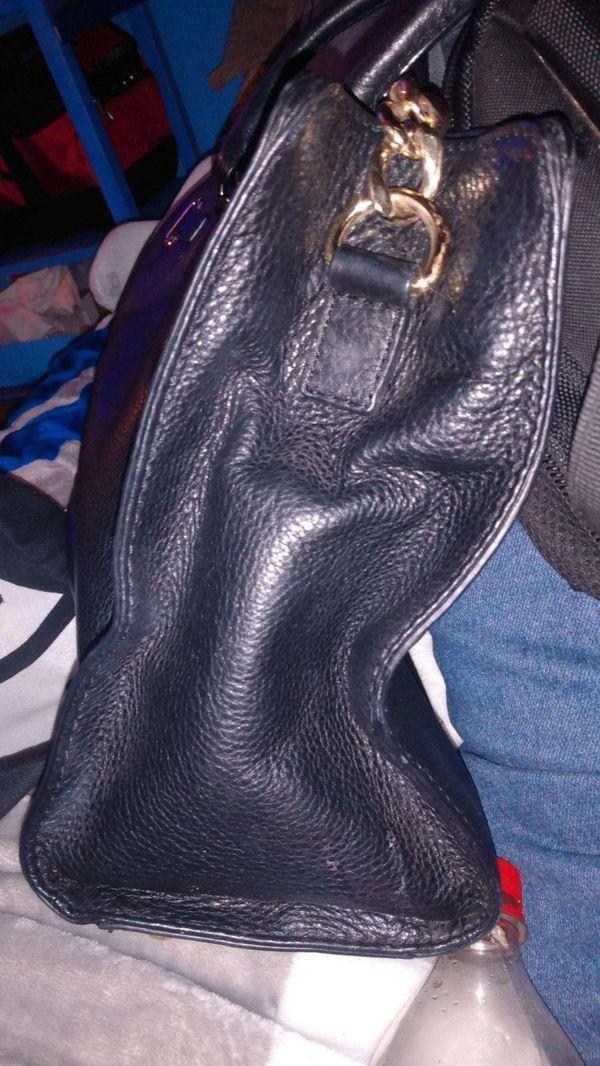 MICHAEL KORS used cute black purse