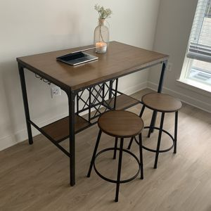 Wood Dining Table for Sale in Arlington, VA