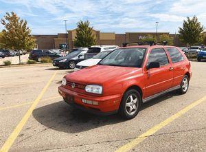 1998 Volkswagen GTI for Sale in MONTGMRY, IL