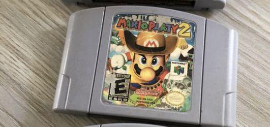 Mario party 2 for Sale in Miami,  FL