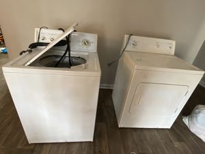 Washer/Dryer Set for Sale in Raleigh, NC