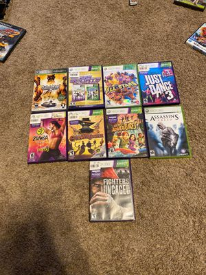 Xbox 360 games for Sale in Charlotte, MI