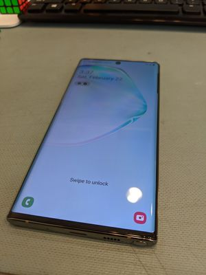 Samsung Note 10 (Aurora) 256 GB for Sale in Fresno, CA