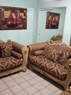 Sofas, End Tables, & Lamps for Sale in Opa-locka,  FL