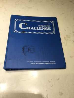 Challenge Magazine, Amazing activities for grades 4 to 7. for Sale in Fresno, CA