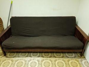 Wooden futon for Sale in Ambridge, PA