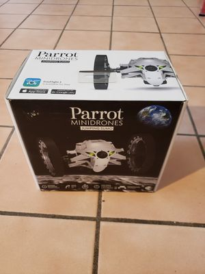 Parrot minidrone jumping sumo for Sale in Dartmouth, MA