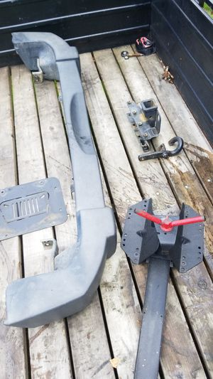 Jeep wrangler parts for Sale in Puyallup, WA