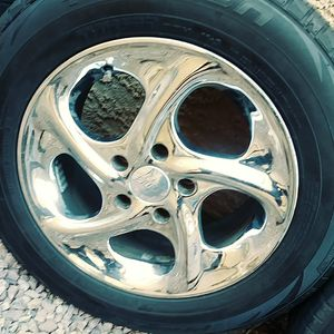 "16"" FALKEN Rims and Tires for Sale in Henderson, NV"