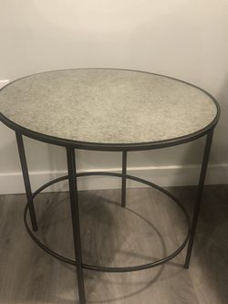 West Elm Mirrored Side Table for Sale in Portland,  OR