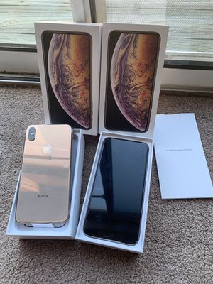 iPhone XS Max Gold for Sale in Willow Street, PA
