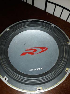 Alpine Type R 12 for Sale in Virginia Beach, VA