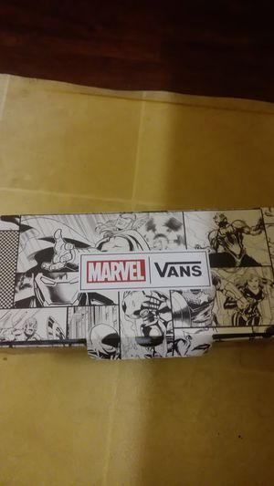 Brand new marvel Van's for Sale in Schenectady, NY