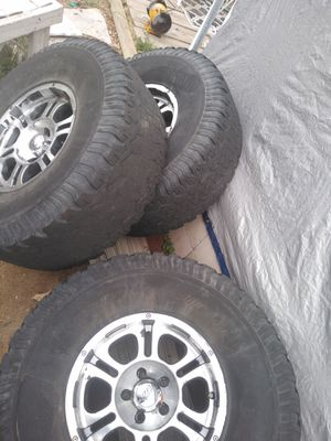 """15"""" 5x4.5 aftermarket wheels for Sale in Thornton, CO"""
