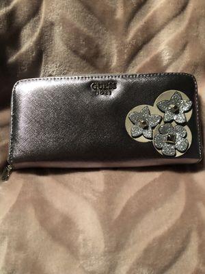 Metallic Guess wallet for Sale in Dallas, TX