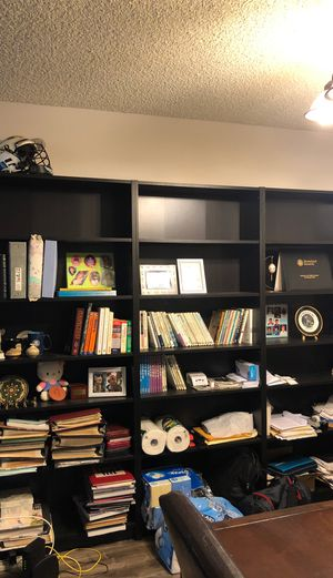 3 Ikea Bookshelves for Sale in Los Angeles, CA