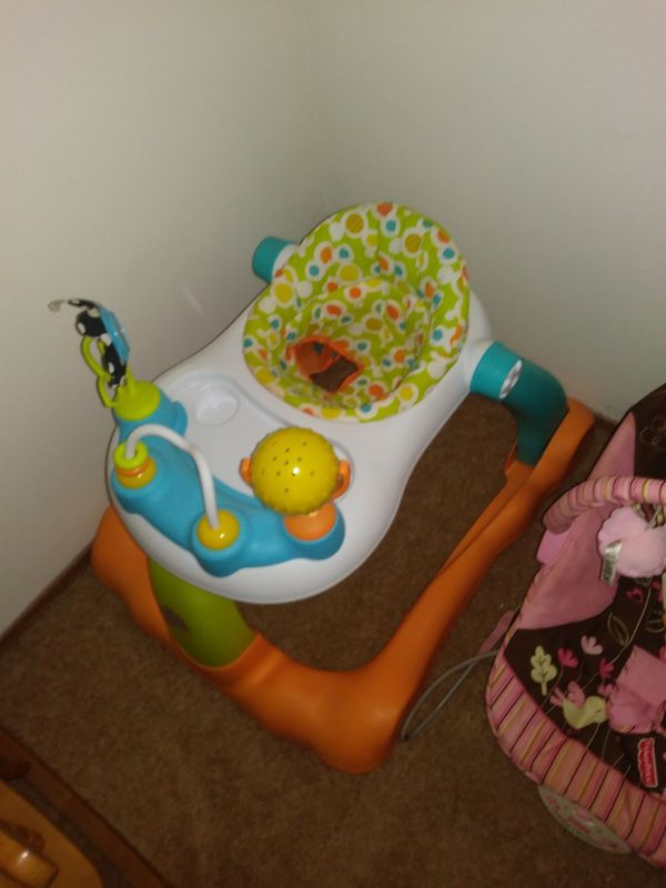 Baby bouncers, baby walker, play mat